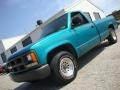 Bright Teal Metallic - C/K C1500 Cheyenne Regular Cab Photo No. 1