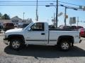 2000 Summit White Chevrolet Silverado 1500 LS Regular Cab 4x4  photo #12