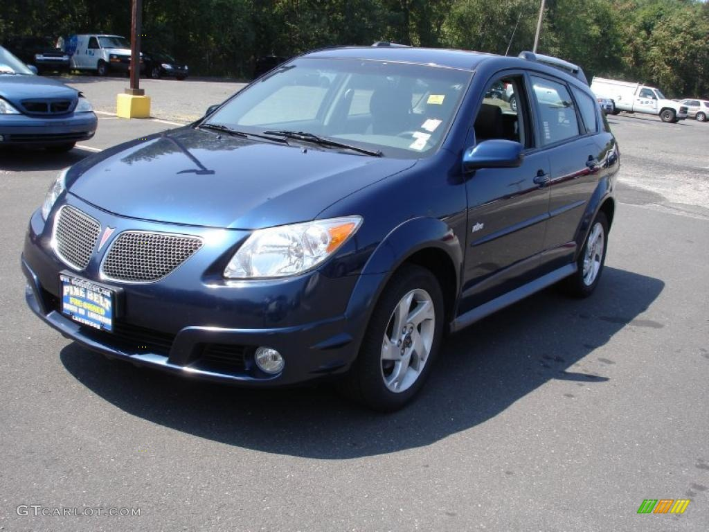 Pontiac Vibe Salsa Red Paint Code