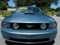 2007 Windveil Blue Metallic Ford Mustang GT Premium Coupe  photo #8