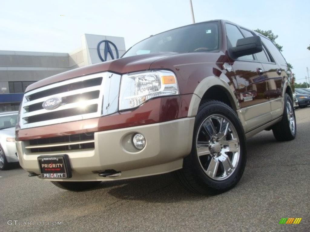 ford expedition 2008 king ranch