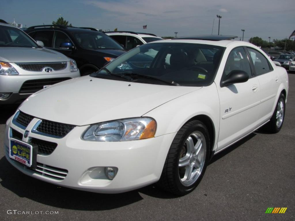 2005 stone white dodge stratus r t sedan 35789580. Black Bedroom Furniture Sets. Home Design Ideas