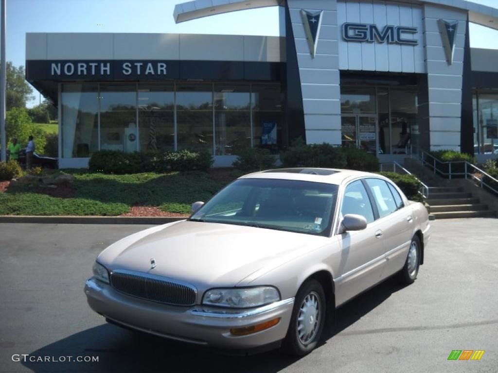 1998 Light Antelope Metallic Buick Park Avenue 35788832 Gtcarlot