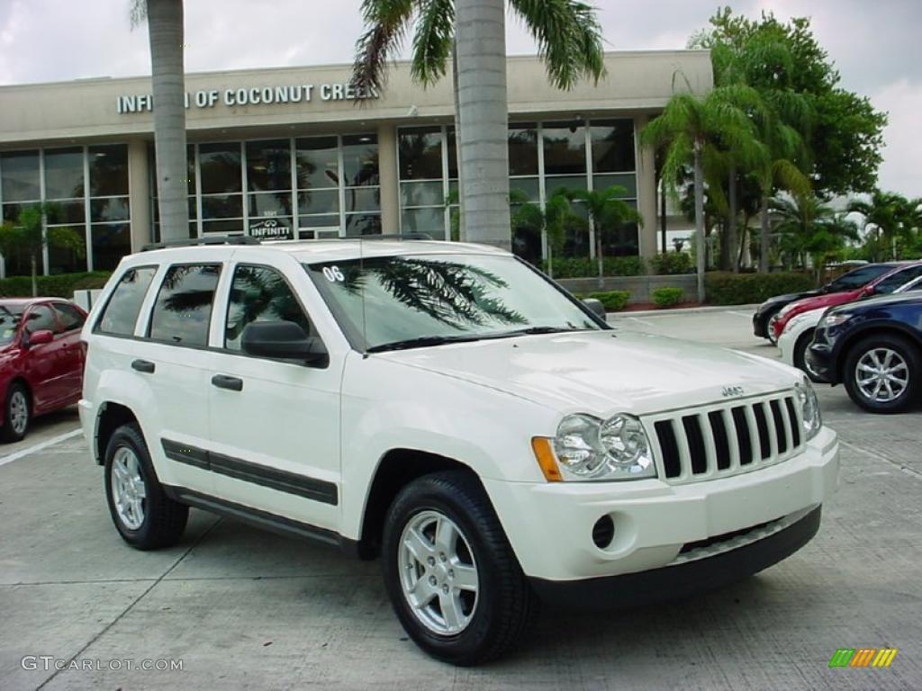 2006 stone white jeep grand cherokee laredo #35899313 | gtcarlot