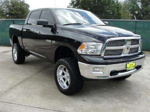 2009 dodge ram 1500 lone star edition crew cab 4x4 data info and specs. Black Bedroom Furniture Sets. Home Design Ideas