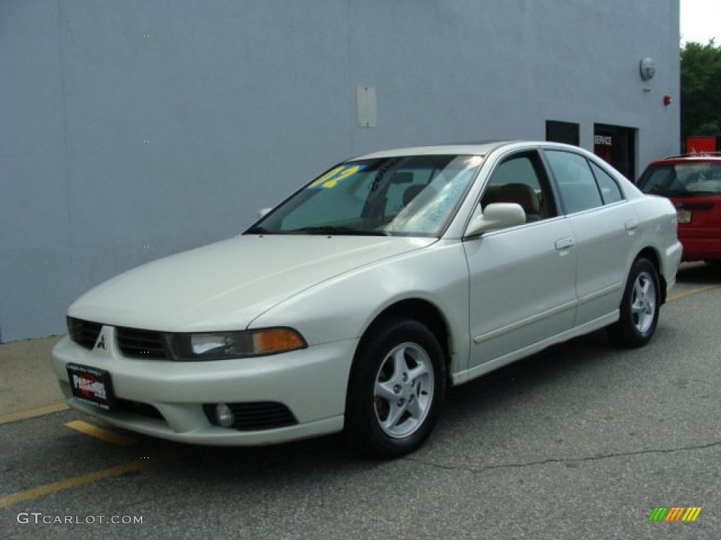 2002 dover white pearl mitsubishi galant ls 35999160 gtcarlot com car color galleries gtcarlot com