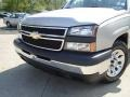 Silver Birch Metallic - Silverado 1500 Classic Work Truck Regular Cab Photo No. 9