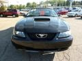 2001 Black Ford Mustang GT Convertible  photo #7