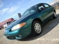 Pacific Green Metallic 1997 Mercury Tracer LS Sedan