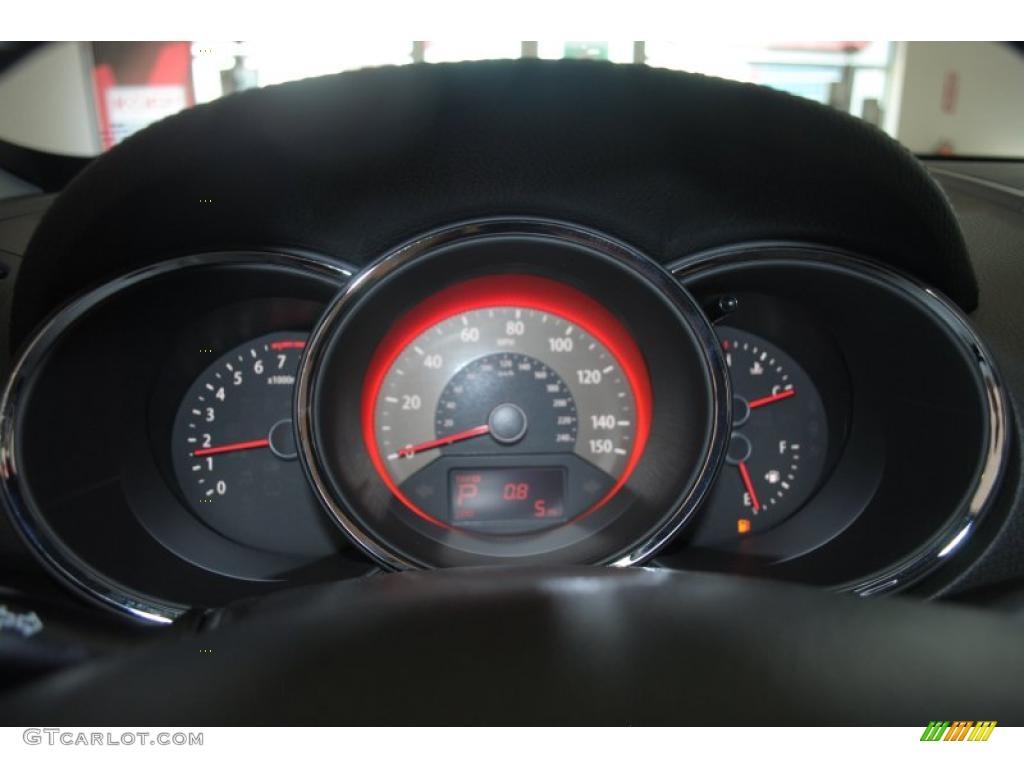 2011 Sorento SX V6 - Bright Silver / Black photo #33