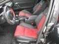 Onyx/Red Interior Photo for 2009 Pontiac G8 #36021233