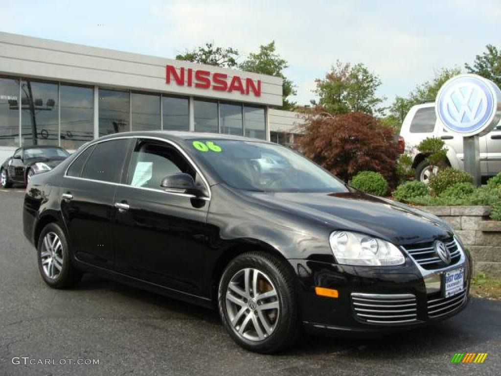 2006 black volkswagen jetta tdi sedan 3570834 car color galleries. Black Bedroom Furniture Sets. Home Design Ideas