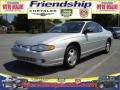 2000 Galaxy Silver Metallic Chevrolet Monte Carlo SS  photo #2