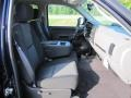 2011 Imperial Blue Metallic Chevrolet Silverado 1500 LS Crew Cab 4x4  photo #14