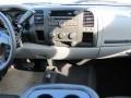 2011 Imperial Blue Metallic Chevrolet Silverado 1500 LS Crew Cab 4x4  photo #15