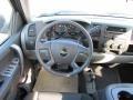 2011 Imperial Blue Metallic Chevrolet Silverado 1500 LS Crew Cab 4x4  photo #16