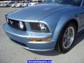 2006 Windveil Blue Metallic Ford Mustang GT Premium Coupe  photo #9