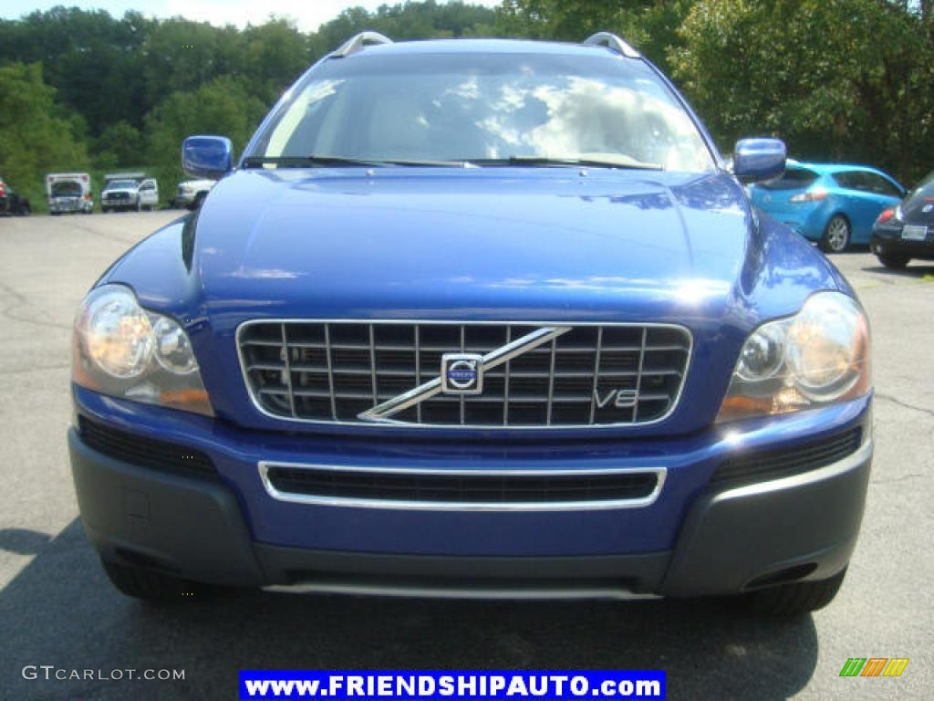 2006 volvo ocean race blue metallic volvo xc90 v8 awd volvo ocean race edition 36063342 photo. Black Bedroom Furniture Sets. Home Design Ideas