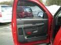 2002 Flame Red Dodge Ram 1500 SLT Regular Cab  photo #17