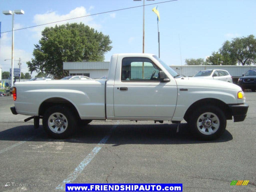 2003 b series truck b2300 regular cab classic white medium dark flint photo