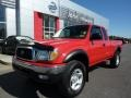 Radiant Red 2004 Toyota Tacoma Gallery
