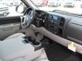 2011 Imperial Blue Metallic Chevrolet Silverado 1500 LT Extended Cab 4x4  photo #19