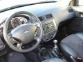 2005 Pitch Black Ford Focus ZX4 ST Sedan  photo #7