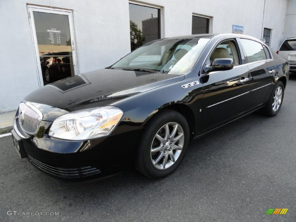 2007 Buick Lucerne Black >> 2007 Black Onyx Buick Lucerne Cxl 36063010 Gtcarlot Com Car
