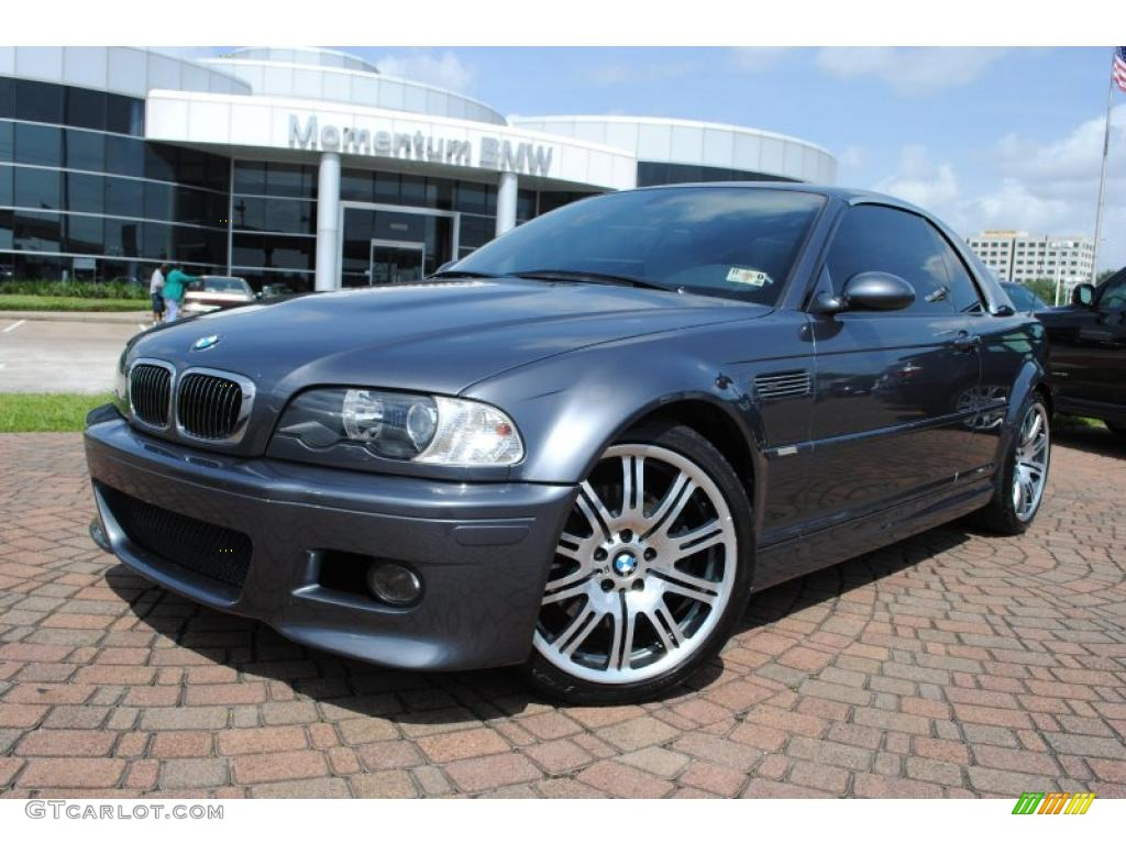 Steel Grey Metallic BMW M3