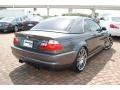 2002 Steel Grey Metallic BMW M3 Convertible  photo #5