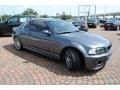 2002 Steel Grey Metallic BMW M3 Convertible  photo #7