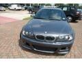 2002 Steel Grey Metallic BMW M3 Convertible  photo #8