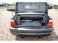 2002 Steel Grey Metallic BMW M3 Convertible  photo #11
