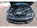 2002 Steel Grey Metallic BMW M3 Convertible  photo #19