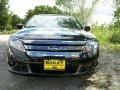 2011 Tuxedo Black Metallic Ford Fusion Sport  photo #1