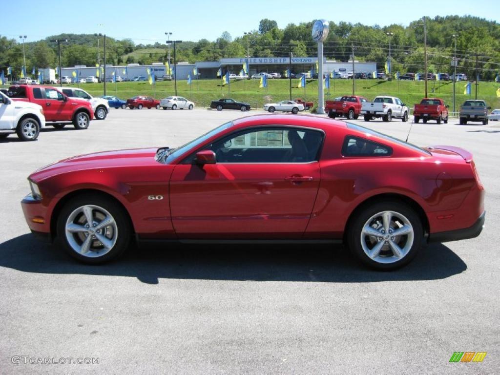 2011 Mustang GT Premium