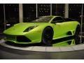 Verde Ithaca (Pearl Green) 2008 Lamborghini Murcielago LP640 Coupe