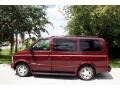 2002 Dark Carmine Red Metallic Chevrolet Astro LS  photo #3