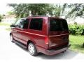 2002 Dark Carmine Red Metallic Chevrolet Astro LS  photo #5