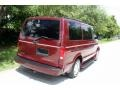 2002 Dark Carmine Red Metallic Chevrolet Astro LS  photo #8