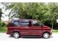 2002 Dark Carmine Red Metallic Chevrolet Astro LS  photo #10