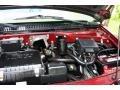 2002 Dark Carmine Red Metallic Chevrolet Astro LS  photo #91