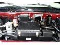 2002 Dark Carmine Red Metallic Chevrolet Astro LS  photo #94