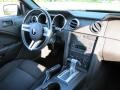 2007 Alloy Metallic Ford Mustang V6 Deluxe Convertible  photo #13
