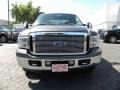 Dark Shadow Gray Metallic - F250 Super Duty Lariat Crew Cab Photo No. 6
