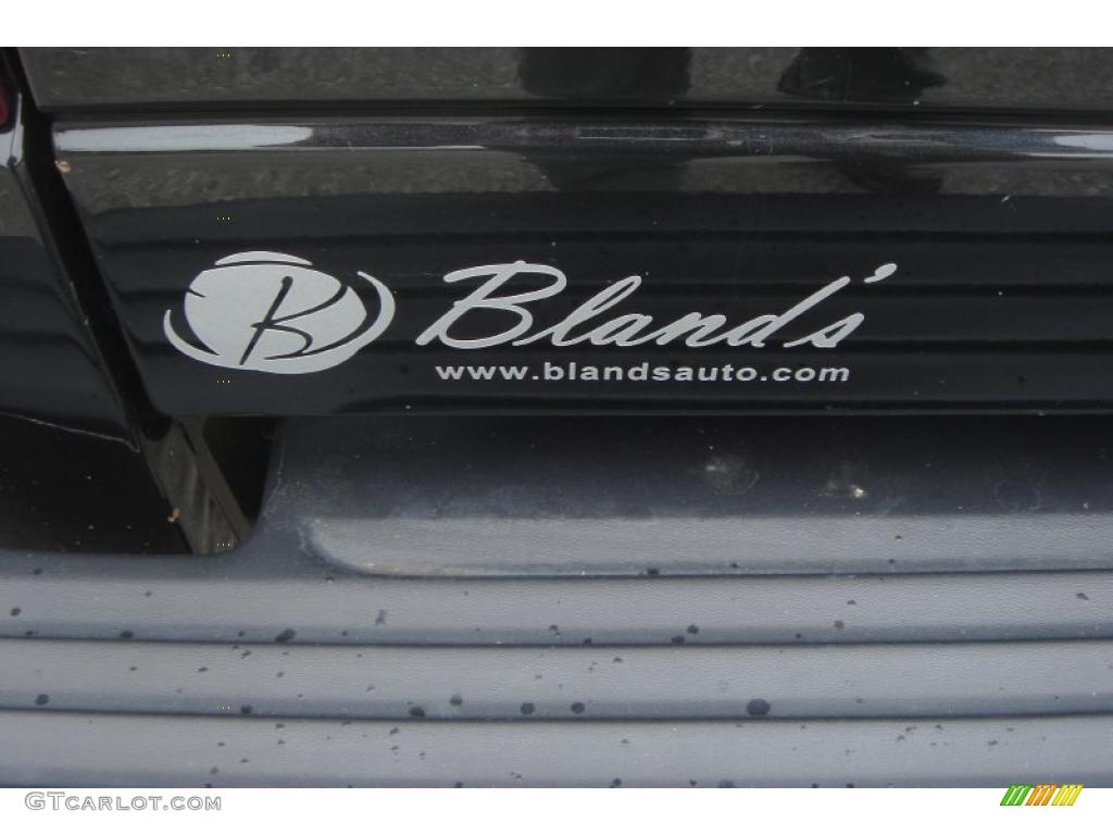2007 Ram 3500 Laramie Mega Cab 4x4 Dually - Brilliant Black Crystal Pearl / Medium Slate Gray photo #6
