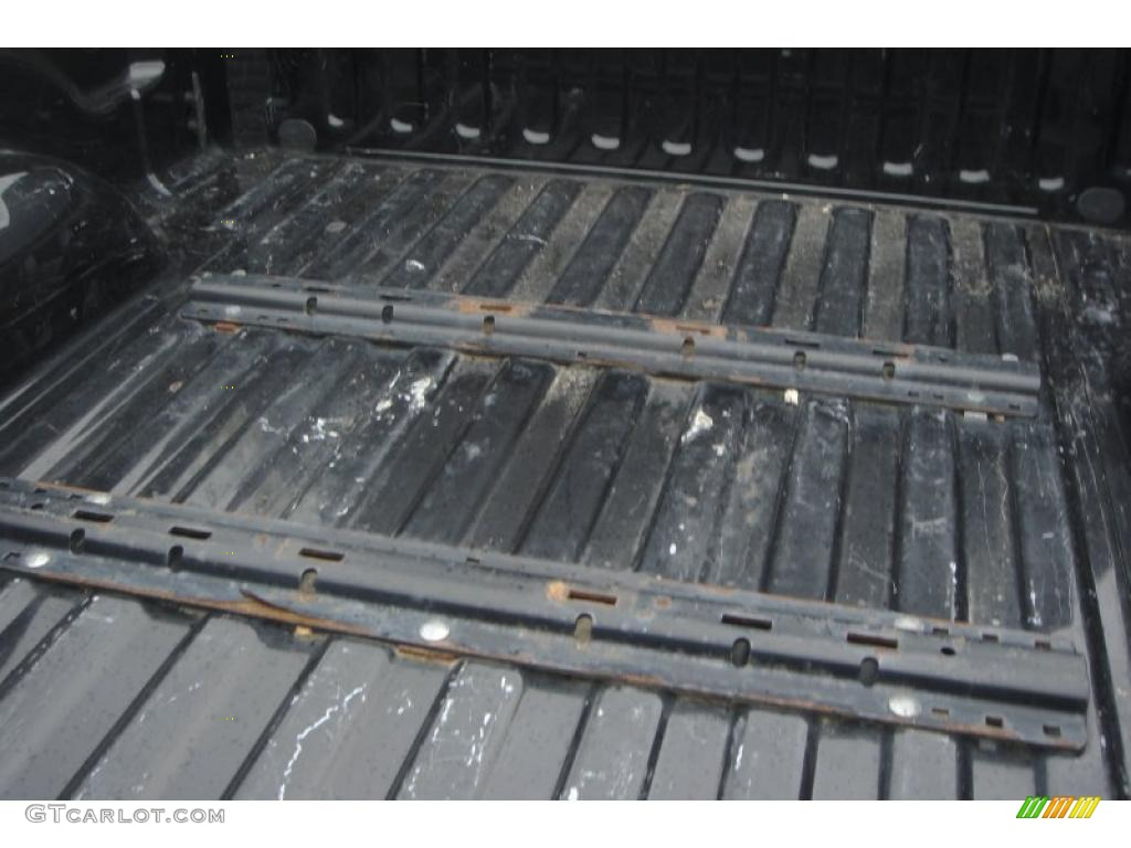 2007 Ram 3500 Laramie Mega Cab 4x4 Dually - Brilliant Black Crystal Pearl / Medium Slate Gray photo #8