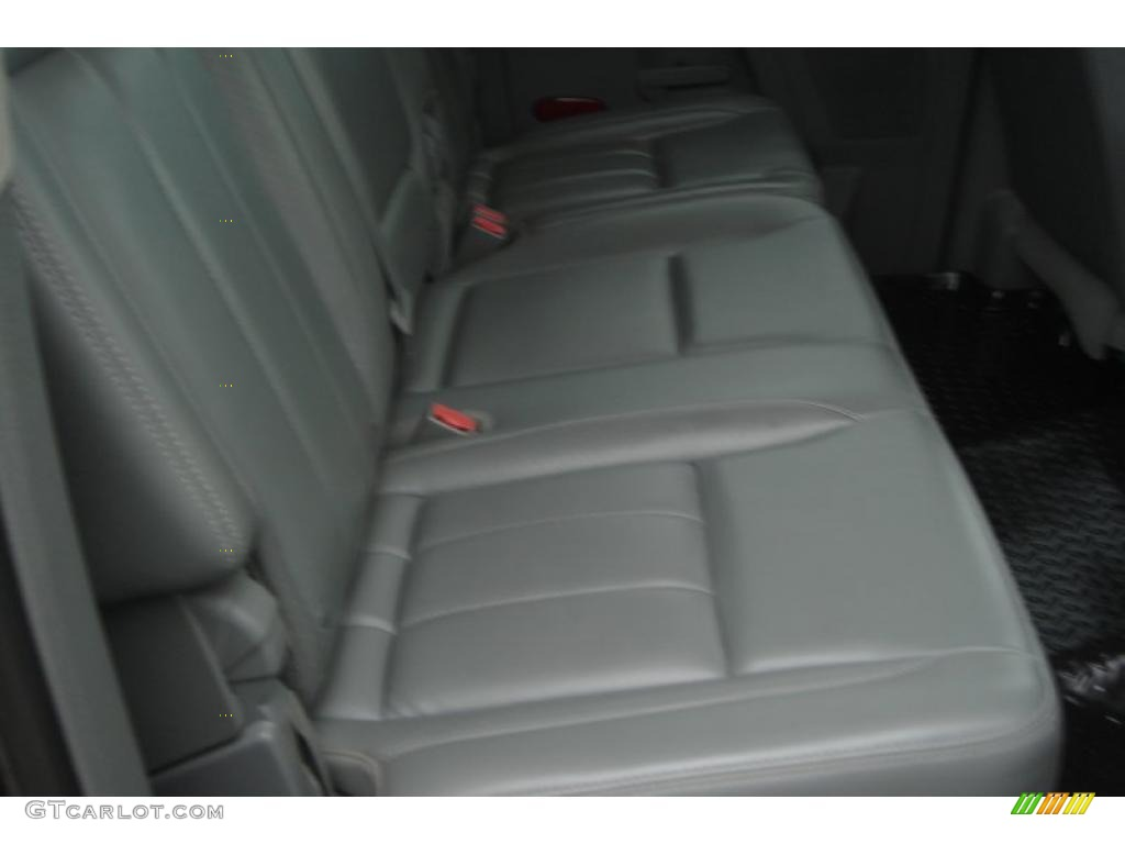2007 Ram 3500 Laramie Mega Cab 4x4 Dually - Brilliant Black Crystal Pearl / Medium Slate Gray photo #25