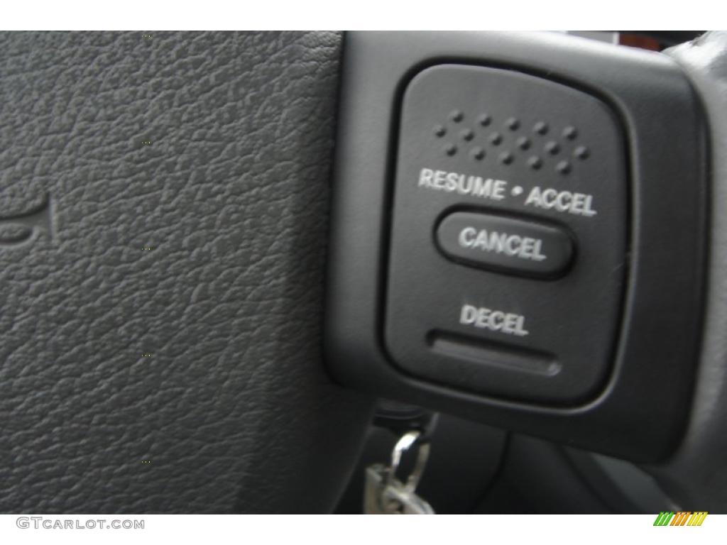 2007 Ram 3500 Laramie Mega Cab 4x4 Dually - Brilliant Black Crystal Pearl / Medium Slate Gray photo #39