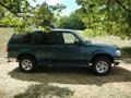 1997 Medium Willow Metallic Ford Explorer XLT 4x4  photo #7